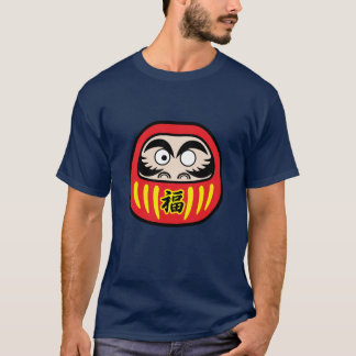 Daruma Good Fortune Doll T-shirt
