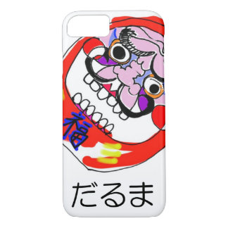 Daruma iPhone 7 Case