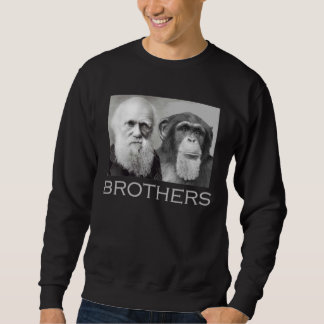 Darwin and Chimp Brothers Sweatshirt