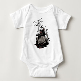 Darwin Evolution Baby Bodysuit
