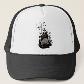 Darwin Evolution Trucker Hat