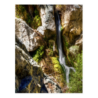 Darwin Falls Postcard