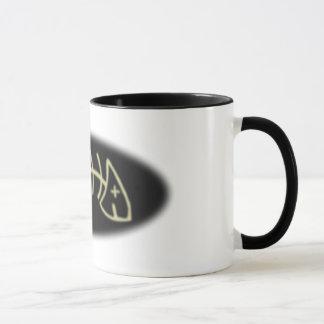 Darwin Fish Mug