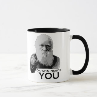 Darwin Needs You! Mug