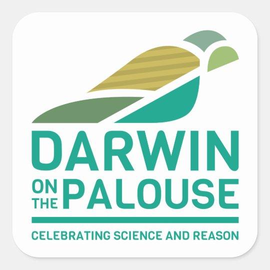 Darwin on the Palouse Sticker