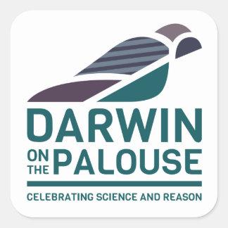 Darwin on the Palouse Sticker - 2017
