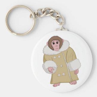 Darwin qu'Ikea Monkey Porte-clé Rond