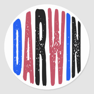 Darwin Stickers
