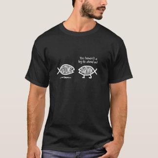 Darwin vs Creationist T-Shirt