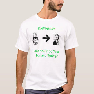 Darwinism/Beerism T-Shirt