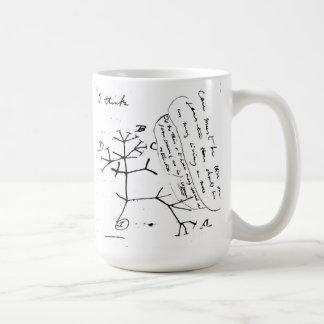 Darwin's mug