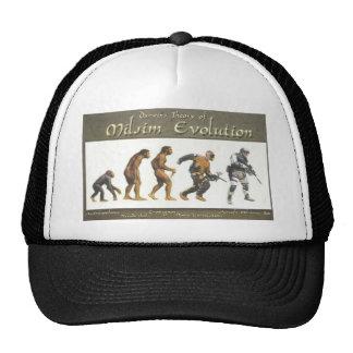 Darwins theory trucker hat