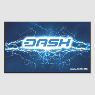 DASH Electric Sicker Sticker