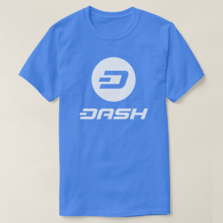 DASH - Men's Basic T-Shirt - LIGHT BLUE - Crypto