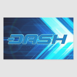 Dash Sticker A216