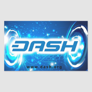Dash Sticker A250