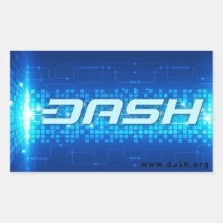 Dash Sticker A253