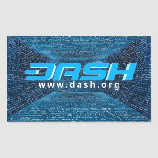 Dash Sticker A263