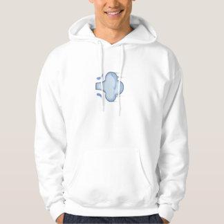 Dash Symbol Emoji Hoodie