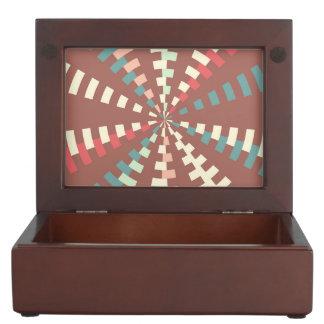 Dashed vortex memory box