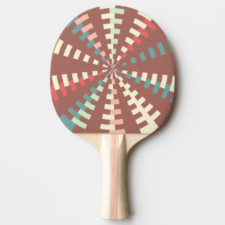Dashed vortex Ping-Pong paddle
