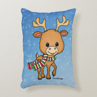Dasher the Deer (Pathway Pet) Accent Pillow