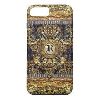 Dashford Royal Elegant   Baroque Monogram Plus iPhone 8 Plus/7 Plus Case