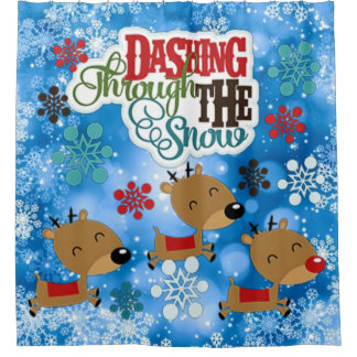 Dashing Throw The Snow