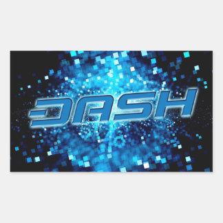 DashS ticker A249 Sticker