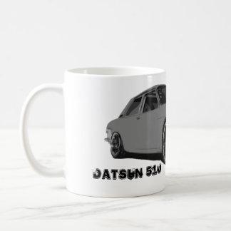 Dastun 510 classic white coffee mug