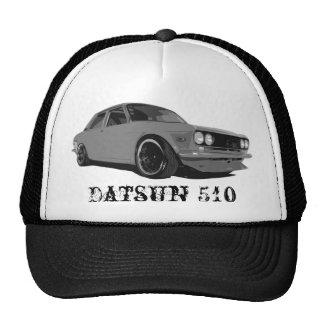 Dastun 510 mesh hat