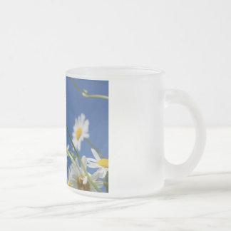 Dasy Flower Coffee Mugs