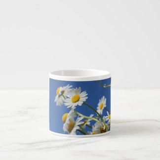 Dasy Flower Espresso Mug
