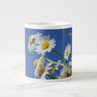 Dasy Flower Jumbo Mug