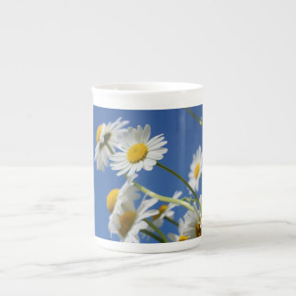 Dasy Flower Porcelain Mugs