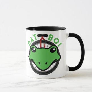 Dat Boi Frog Graphic Mug