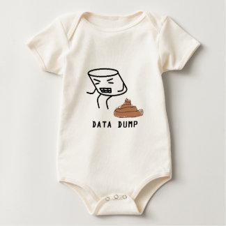 Data Dump Baby Bodysuit