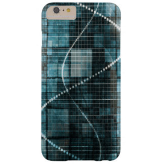 Data Management Platform or DMP Technology Concept Barely There iPhone 6 Plus Case