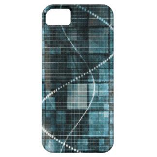 Data Management Platform or DMP Technology Concept iPhone 5 Cases