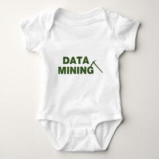 Data Mining Baby Bodysuit