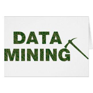 Data Mining Card