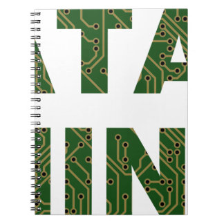 Data Mining Spiral Notebook
