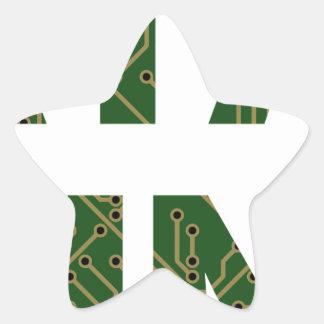 Data Mining Star Sticker