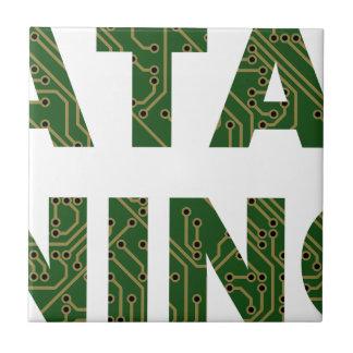 Data Mining Tile