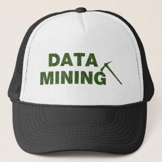 Data Mining Trucker Hat