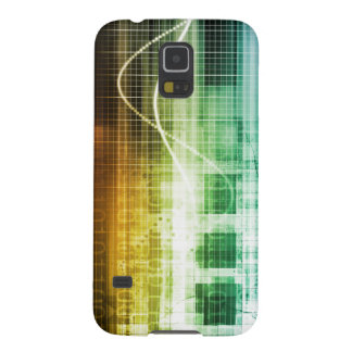 Data Protection and Internet Security Scanning Case For Galaxy S5