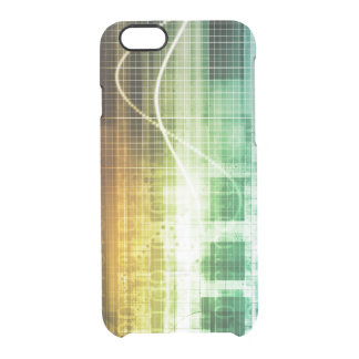 Data Protection and Internet Security Scanning Clear iPhone 6/6S Case