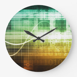 Data Protection and Internet Security Scanning Clock
