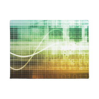 Data Protection and Internet Security Scanning Doormat