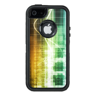 Data Protection and Internet Security Scanning OtterBox iPhone 5/5s/SE Case